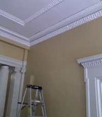 Montgomery County Painter, Bucks County Painter, interior painting and staining services